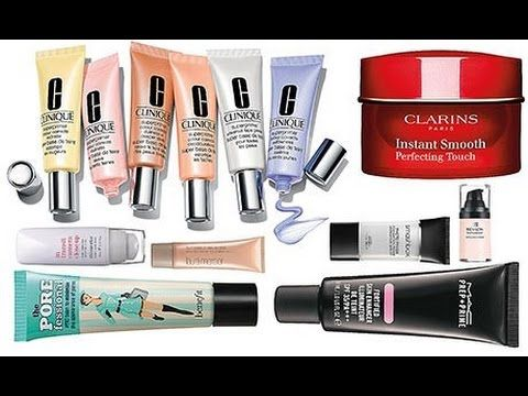 THE BEST MAKEUP PRIMERS FOR ALL SKIN TYPES 2016!