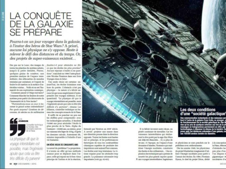 Nous vous proposons de découvrir dans ce document sonore l'article« La conquête de la galaxie se prépare», un article de Mathilde Fontez, avec......