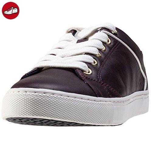 Tommy Hilfiger Vali 14c3 Damen Sneakers Chocolate - 39 EU - Tommy hilfiger schuhe (*Partner-Link)