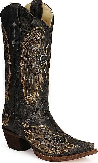 Oh how I love these boots!  These have got to be the best ones I've ever seen!