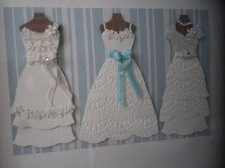 stampin up dress up framelits - Google Search