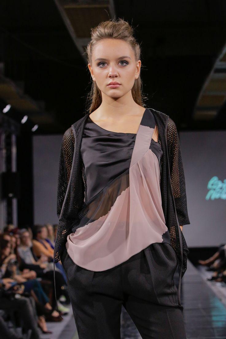 Raili Nolvak AW15/16 TFW www.railinolvak.com Photo: Erlend Shtaub Model: Melissa (Livingmodels)