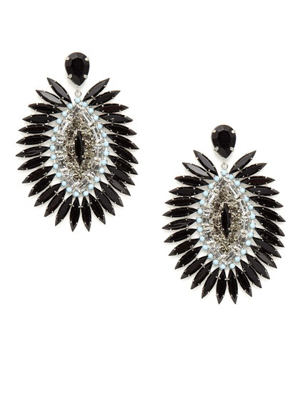 Mohawk Drop Earrings by Joanna Laura Constantine on Gilt.com