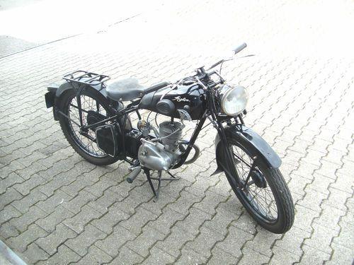 OLDTIMER / MOTORRAD / 125 CCM / AIGLON / BJ 1948 in in Ludwigsburg | eBay