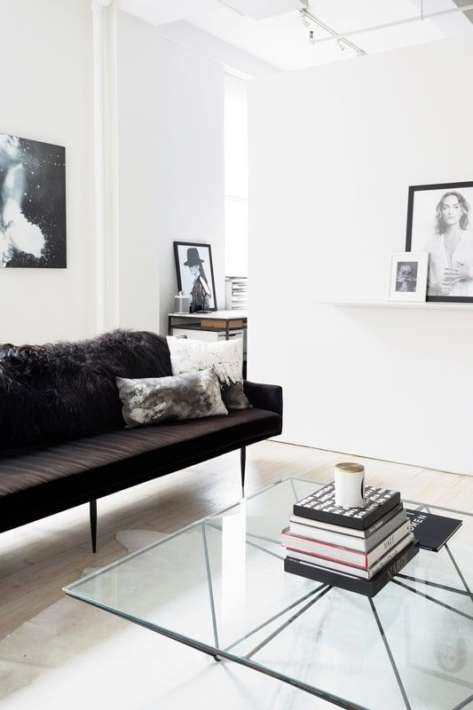 7 Interior Designer Approved Tips For Fixing Over Decorating Mistakes Furniture Choice Black And White Living Room Interior