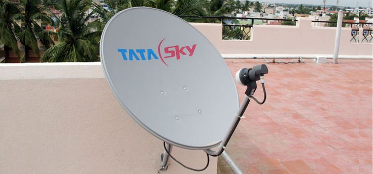 Indian TATA Group to Buy DTH License in Pakistan Through a Front Company: Report