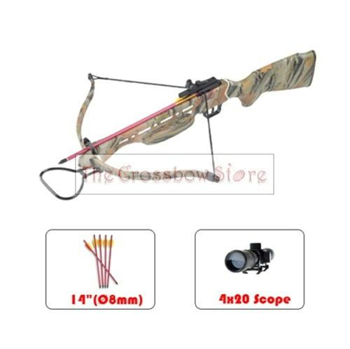 150 LBS MAN KUNG REAL WOODEN #HUNTING #CROSSBOW SHORT STOCK STARTER PACKAGE #atbuz #hunter #crossbow #outdoor #outdoors #marketplace #sport #sports #package