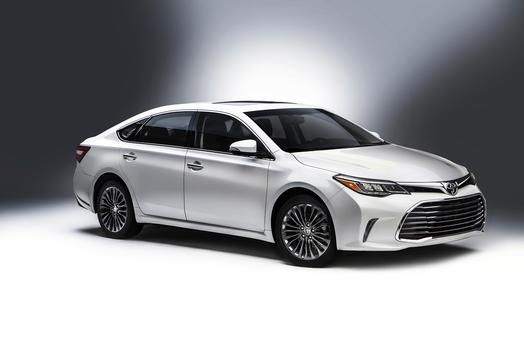 2016 Toyota Avalon - 2015 Chicago Auto Show