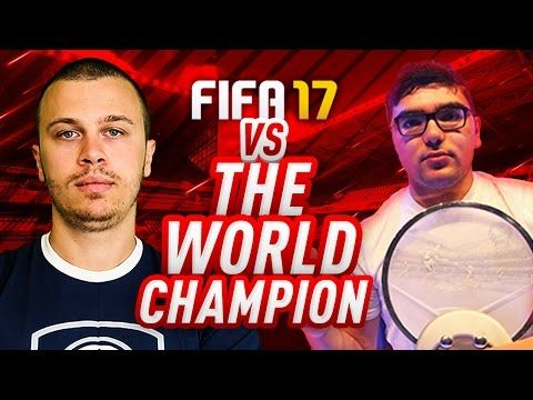"http://www.fifa-planet.com/fifa-17-tutorials/fifa-17-krasi-vs-the-world-champion-best-fifa-17-battle-of-all-time-clash-of-the-legends/ - FIFA 17 KRASI VS THE WORLD CHAMPION - BEST FIFA 17 BATTLE OF ALL TIME - CLASH OF THE LEGENDS  FOLLOW THE WORLD CHAMP: https://twitter.com/mobacha_ & https://www.youtube.com/channel/UCA880OIZwE3fXcjvEBjSBvw ►Buy Cheap & Safe FIFA 17 COINS – http://ultimatecoinexchange.com/?rfsn=450995.f59fc – Discount Code ""Kras"