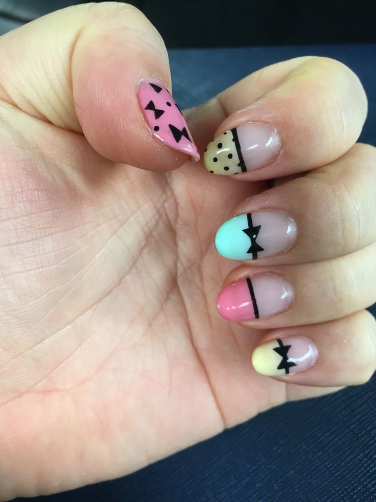 March 2016, nail