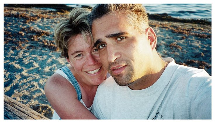 John Petropoulos and Maryanne Pope