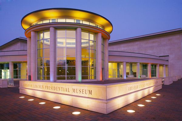 The Abraham Lincoln Presidential Library and Museum
