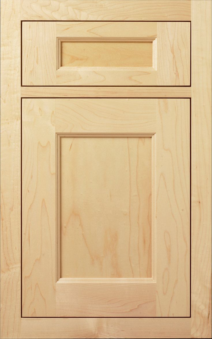 Pasadena Recessed Wood Mode Fine Custom Cabinetry