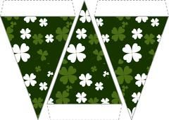 Programming and Planning Resources for Early Childhood Educators - St Patrick's Day Free Bunting