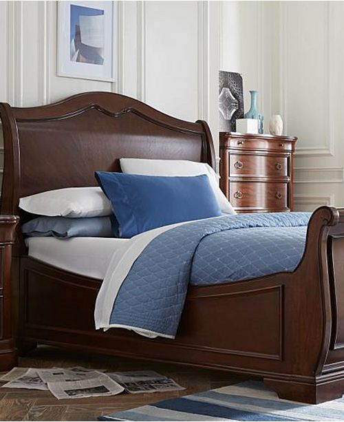 Bordeaux Ii Queen Bed Created For Macy S Beds Camas