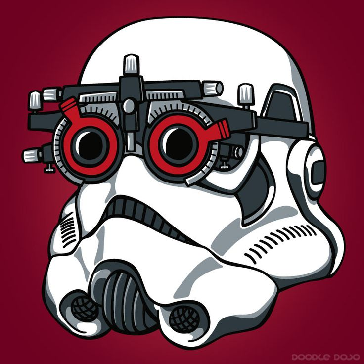 Resultado de imagen de stormtrooper optometry