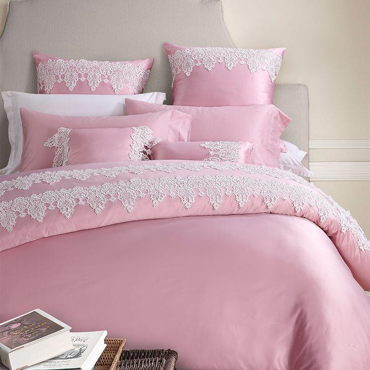 Les 25 meilleures id es concernant ensembles de draps de - Housse de couette lit king size ...