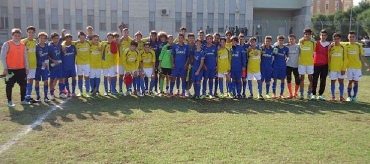 UNIONE-DON UVA 3-1. Gli azzurri conquistano il derby di ritorno. RISULTATI e classifica del campionato Giovanissimi regionali