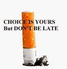 Health Tips. Leave Smoking