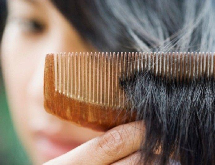 Sbohem šedivým vlasům: Najjednoduchší recept