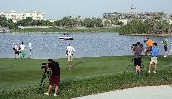 UAE Golf Online | Dubai Festival City Challenge Tour Grand Final reaches 350 million homes around the world #dubai #golf #uae