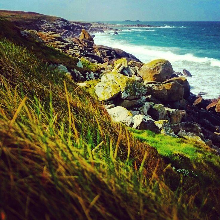 Le Finistère,  lampaul-plouarzel