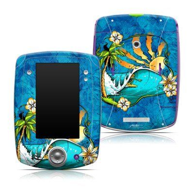 Island Playground Design Protective Decal Skin Sticker for LeapFrog LeapPad Explorer 32200 Learning Tablet by MyGift. $12.99. Island Playground art-quality design.. Slim-fitting design of this decal sticker keeps your device compatible with most cases and accessories. (Device not included.). Specially designed and cut to cover and protect the front and back of your LeapFrog LeapPad Explorer 32200 Learning Tablet, with cutout sections for all buttons and speakers.. Uses a uniq...