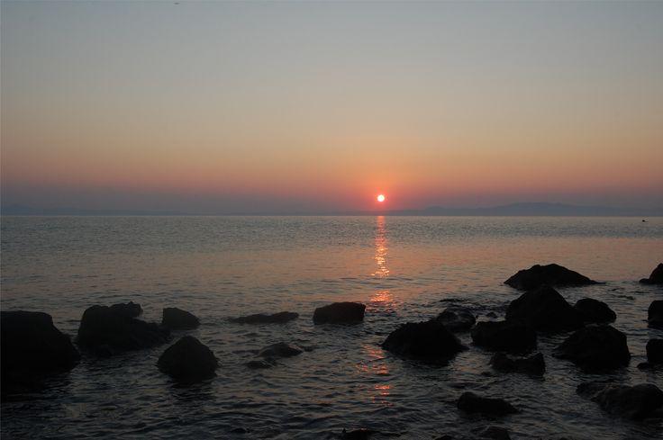 Kallithea sunrise