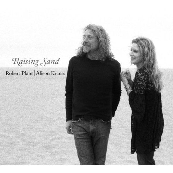 Robert Plant and Alison Krauss, 'Raising Sand'