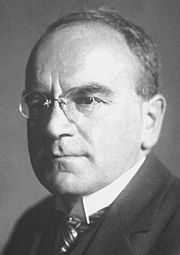 """Heinrich Otto Wieland (1877-1957), German chemist.  """"for his investigations of the constitution of the bile acids and related substances"""""""