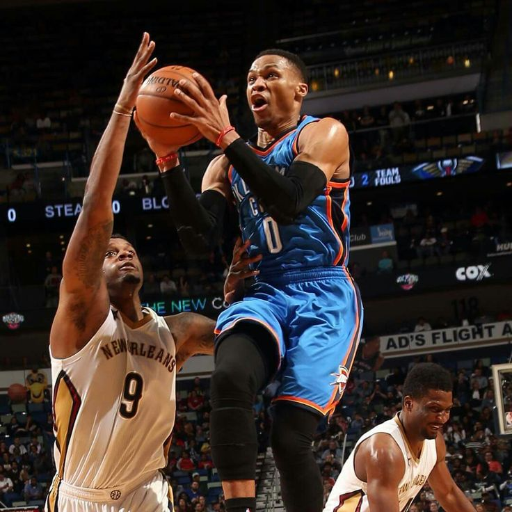 Thunder Vs Nuggets: 1000+ Ideas About Russell Westbrook On Pinterest