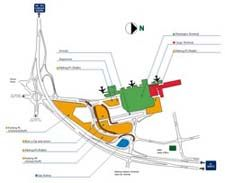 Map of #Lisbon Airport