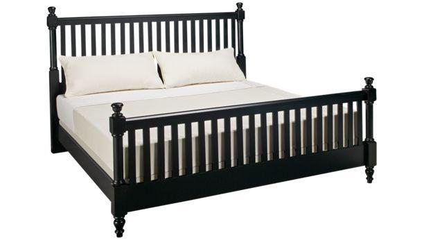 Vaughan Bassett Cottage Cottage King Slat Bed Jordan 39 S Furniture Favorite Places Spaces