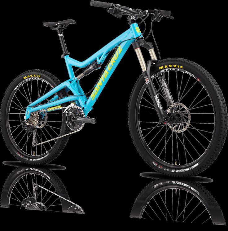 Santa Cruz Bicycles Heckler
