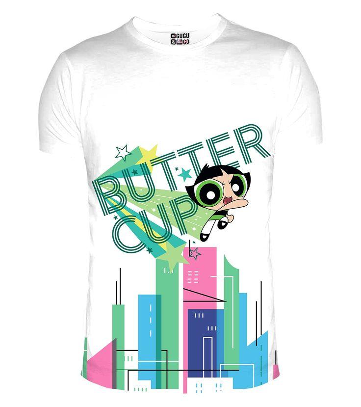 Team Power t-shirt, Mr. GUGU & Miss GO