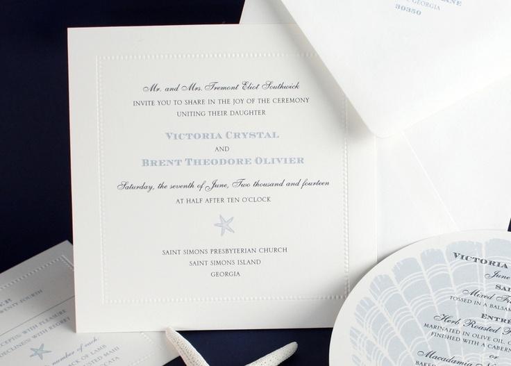 Wedding Invitations William Arthur: 19 Best Custom Stationery Images On Pinterest