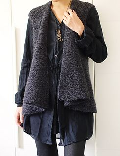 Dado by Cristina Ghirlanda knit with Berroco North Star