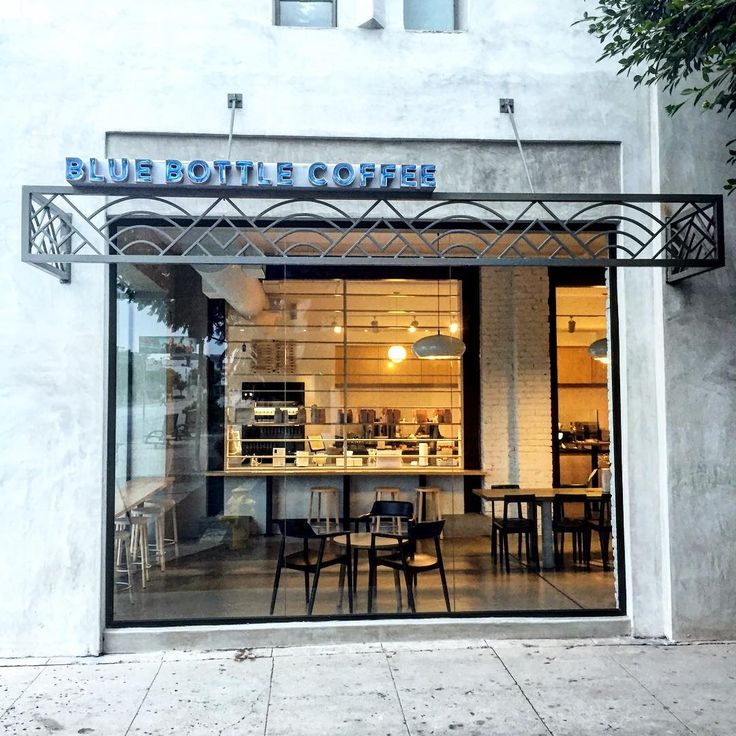 Blue Bottle Coffee in Los Angeles, CA