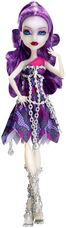 Monster High Getting Ghostly Spectra Vondergeist Doll