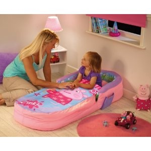 Worlds Apart Peppa Pig My First Ready Bed: Amazon.co.uk: Toys & Games
