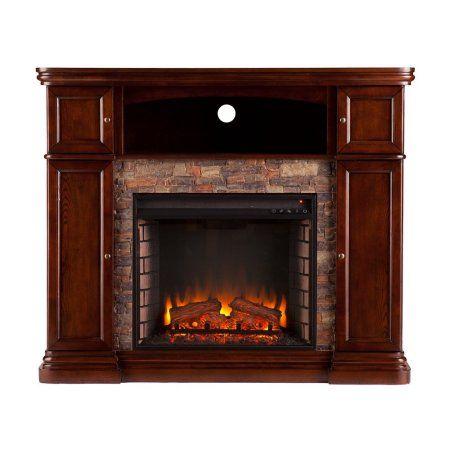 Harrington Electric Media Fireplace