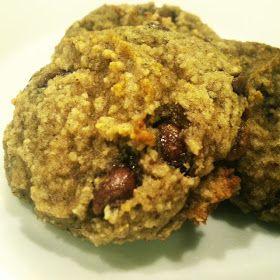 Muncher Cruncher: Banana Chocolate Chip Paleo Cookies