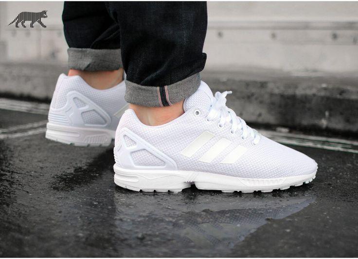 Comprar Adidas flujo blanco > off52% descuento