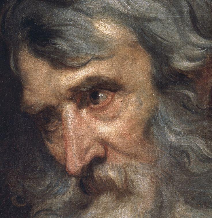 nataliakoptseva: Dyck, Anton van (Flemish) The Head of an Old Man 1522