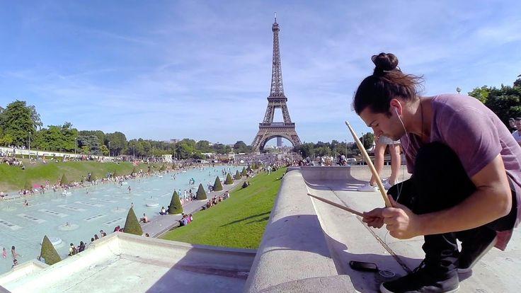 GoPro Awards: Drum Around the World