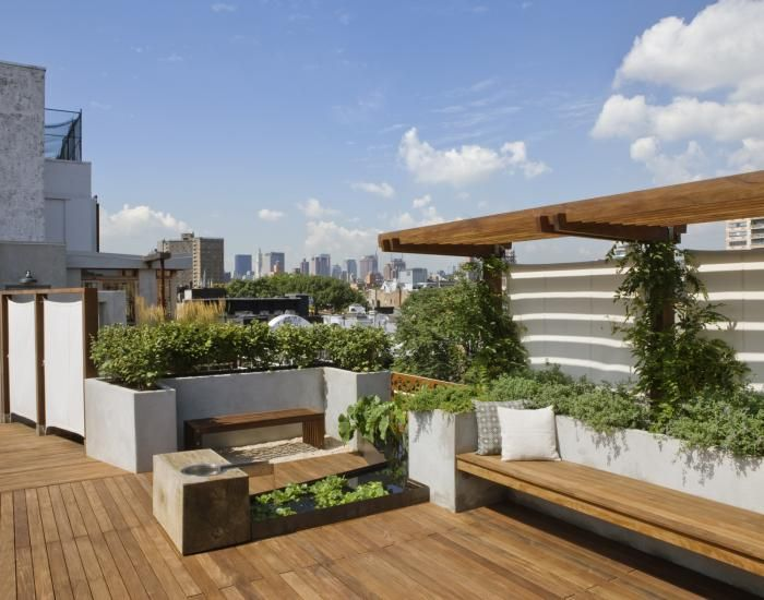 Exceptional 636 Best Roof Deck And Patios Images On Pinterest | Architecture, Balcony  Ideas And Landscaping