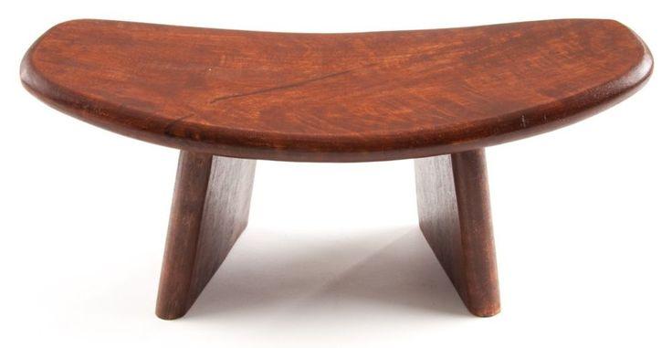 Meditationshocker Hocker aus Holz Yoga Sitz Bank  A102920