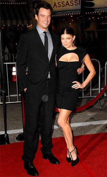 Most Stylish Couples - Fergie and Josh Duhamel from #InStyle
