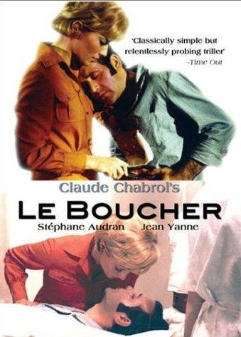 Le Boucher (1970) Claude Chabrol