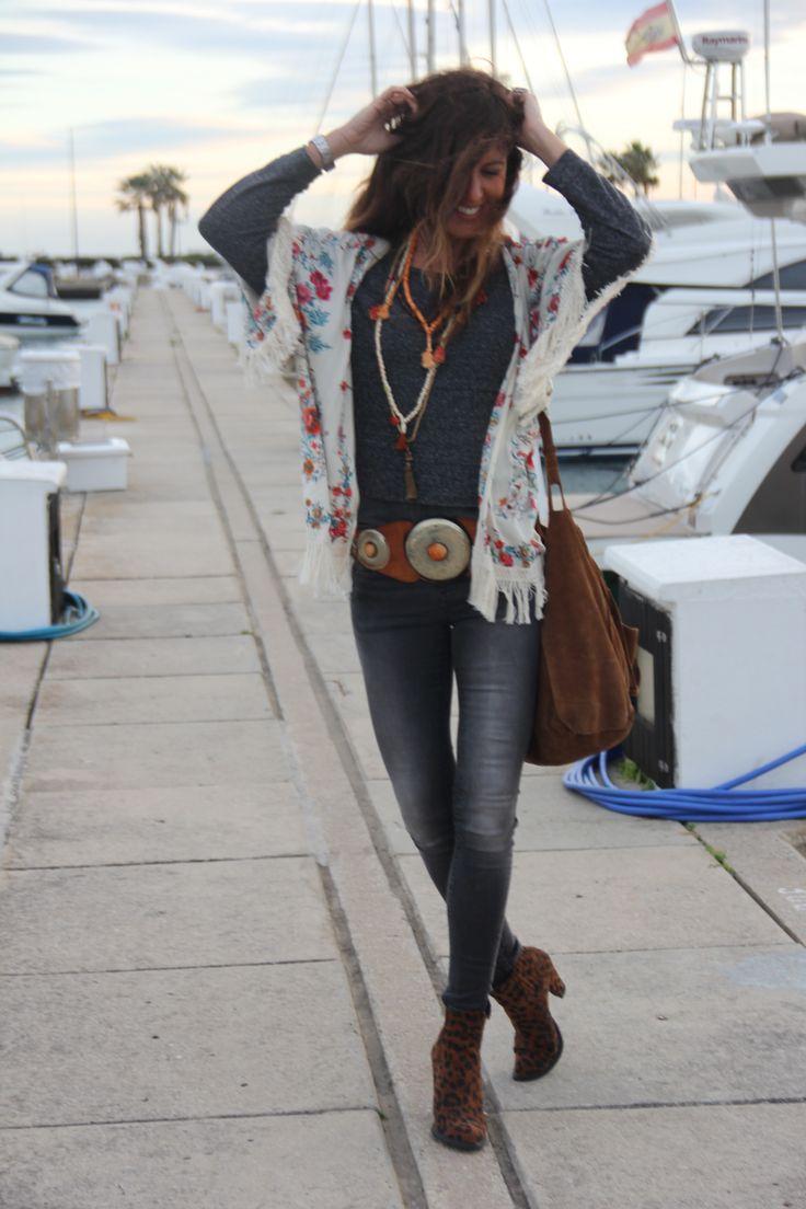 Folk Style -55034-mytenida | Moda Otou00f1o Invierno | Pinterest | More Folk Style Boho And Boho ...